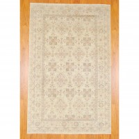 Herat Oriental Afghan Vegetable Dye Rug 94-62L (6 X 9'6)