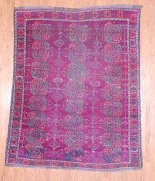 Herat Oriental Afghan Vegetable Dye Rug AF3767