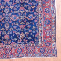 Herat Oriental Antique Persian Lilihan Wool Rug -PR5007