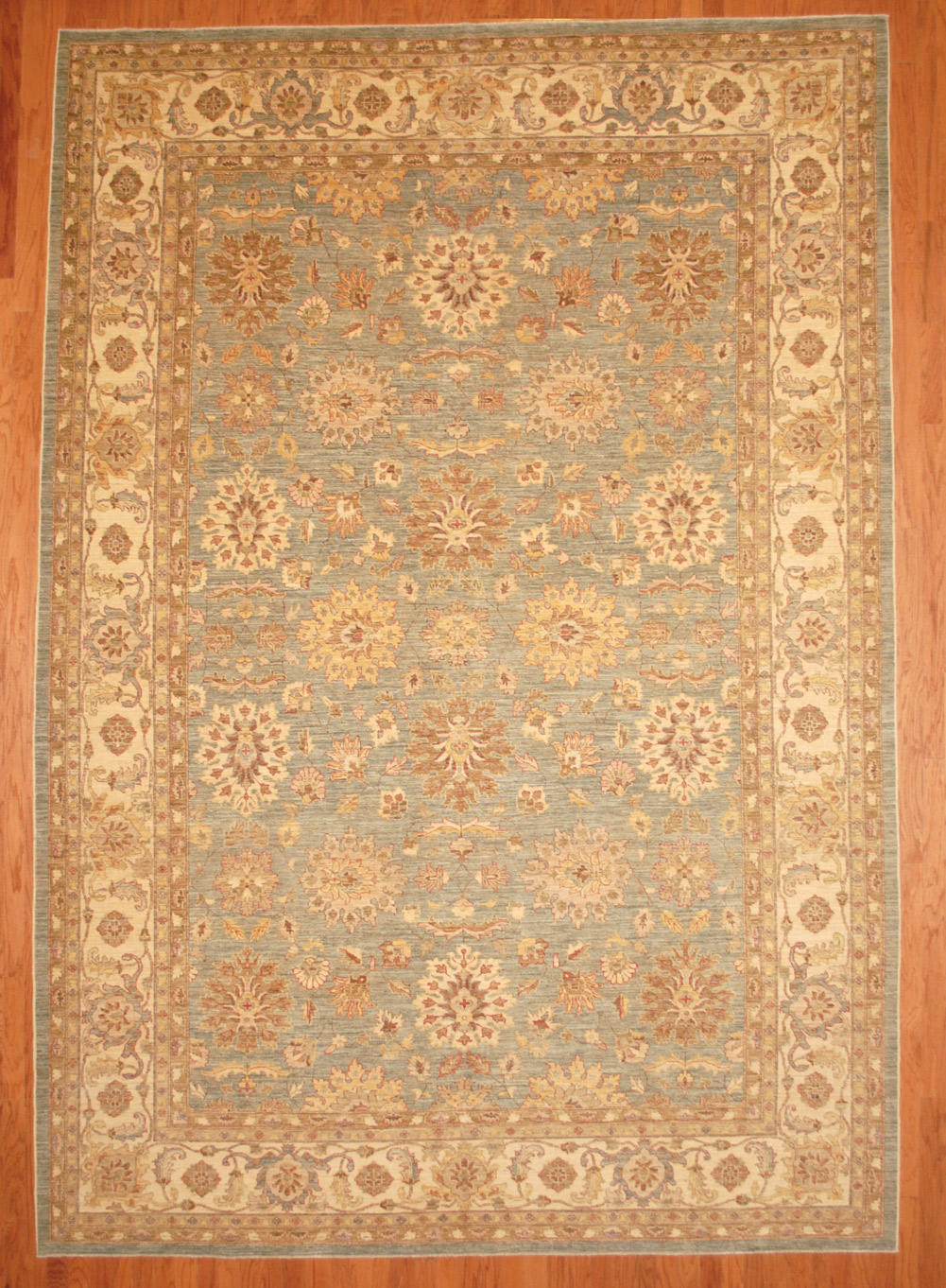 Afghan Hand Knotted Vegetable Dye 9 11 X 14 3 Herat