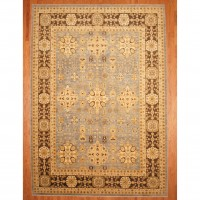 Herat Oriental Afghan Vegetable Dye Rug 3-6 (10' x 14'5)