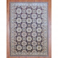 Herat Oriental Afghan Vegetable Dye Rug 11 (7'1 X 10)