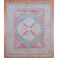 Afghan Vegetable Dye Rug 13-1AL28 (8'2 X 9'8)