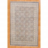 Herat Oriental Afghan Vegetable Dye Rug 21-24L (5'9 X 8'11)