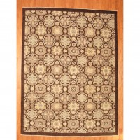 Herat Oriental Afghan Vegetable Dye Rug 3319-54L (8'8 x 11'6)