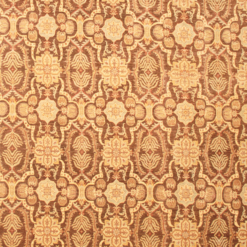 Afghan Hand Knotted Vegetable Dye 8 9 X 12 8 Herat