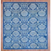 Herat Oriental Afghan Vegetable Dye Rug 94-227 (8'10 x 9'5)
