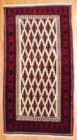 Persian Hand-knotted Balouchi (3'6 x 6') 1