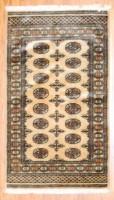 Pakistani Hand-knotted Bokhara (3' x 5'3) 1