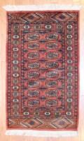 Pakistani Hand-knotted Bokhara (2'7 x 4'2) 1