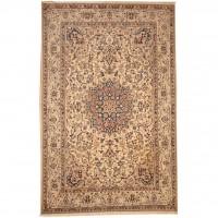 Persian Hand-knotted Nain (6'9 x 10'3) 1
