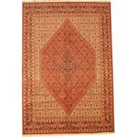 Persian Hand-knotted Bidjar (6'8 x 9') 1