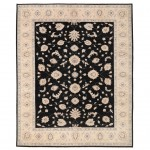 Afghan Hand-knotted Vegetable Dye Oushak Wool Rug (8'5 x 10'1) 1