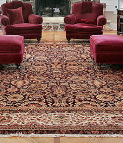 Guide To Buying Area Oriental Rugs For The Various Rooms