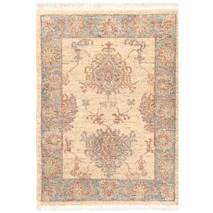 Afghan Hand-knotted Vegetable Dye Tabriz Wool Rug (2' x 2'9) 1