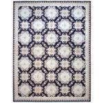 Afghan Hand-knotted Vegetable Dye Wool Rug (12' x 15'8) 1