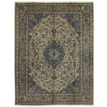 Persian Hand-knotted Kashmar Wool Rug (9'9 x 12'8) 1