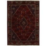 Persian Hand-knotted Tribal Joshegan Wool Rug (8'5 x 11'7) 1