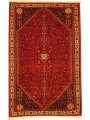 Persian Hand-knotted Abada (6\'6 x 10\'2) 1