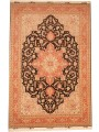 Persian Hand-knotted Tabriz (6\'6 x 10\') 1